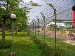 Distributor Pagar Brc Galvanis Ukuran Tinggi 150CM Surabaya