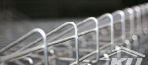 Distributor Pagar Brc Murah Tinggi 120 CM Galvanis Electroplating