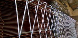 Jual Pagar BRC Murah Lapisan Electroplating Ready Bending Gudang Sidoarjo